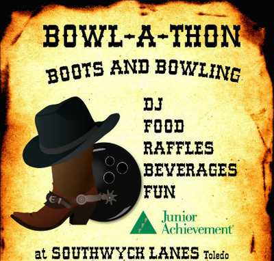 Junior Achievement Bowl-a-Thon 2019