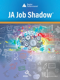 JA Job Shadow curriculum cover