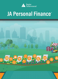 JA Personal Finance<sup style='text-decoration:none;'>®</sup> Blended Model