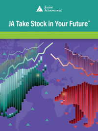 JA Take Stock in Your Future curriculum cover