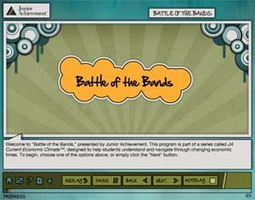 Battle of the Bands: Online Supplement